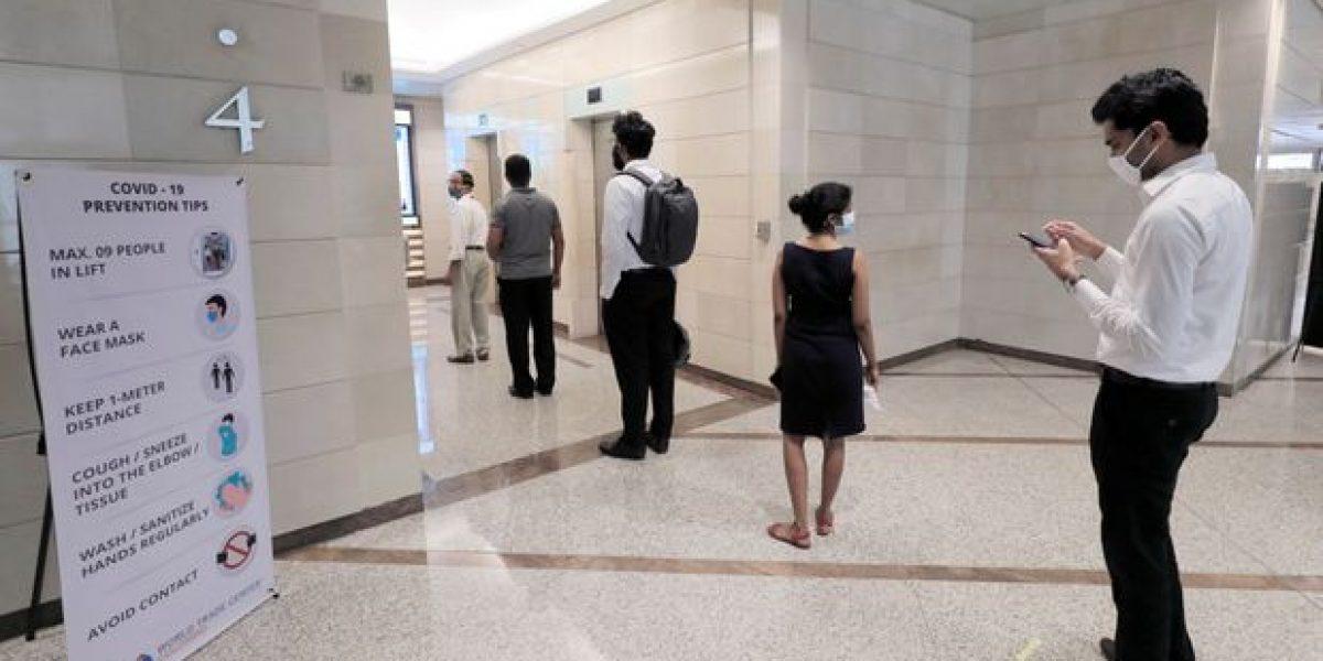 этикет в лифте 2020